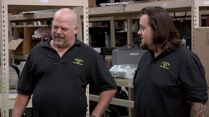 Pawn Stars Season 8 :Episode 45  Put Your Hands Up