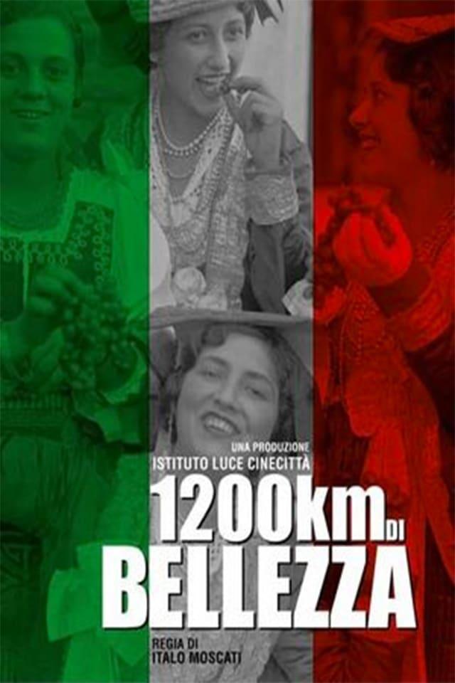 Ver 1200 km di bellezza Online HD Español ()