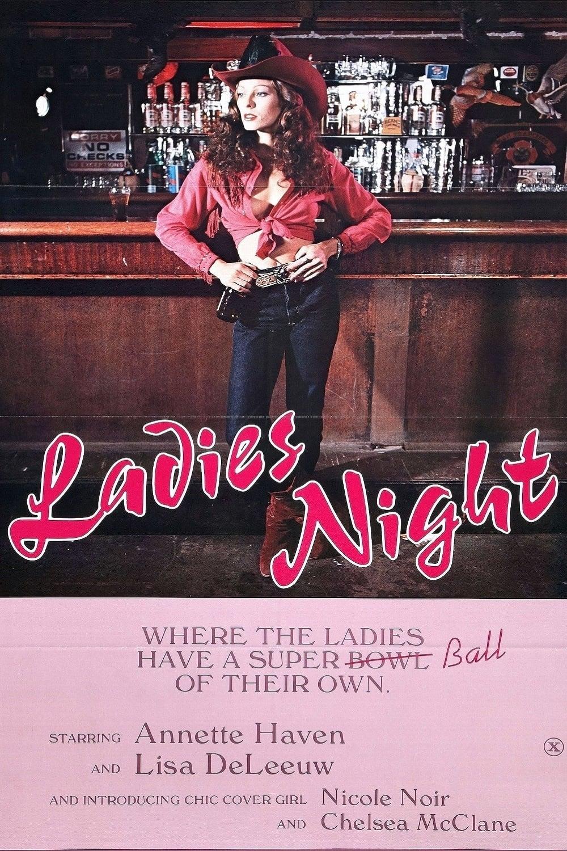 Ver Ladies Night Online HD Español (1980)