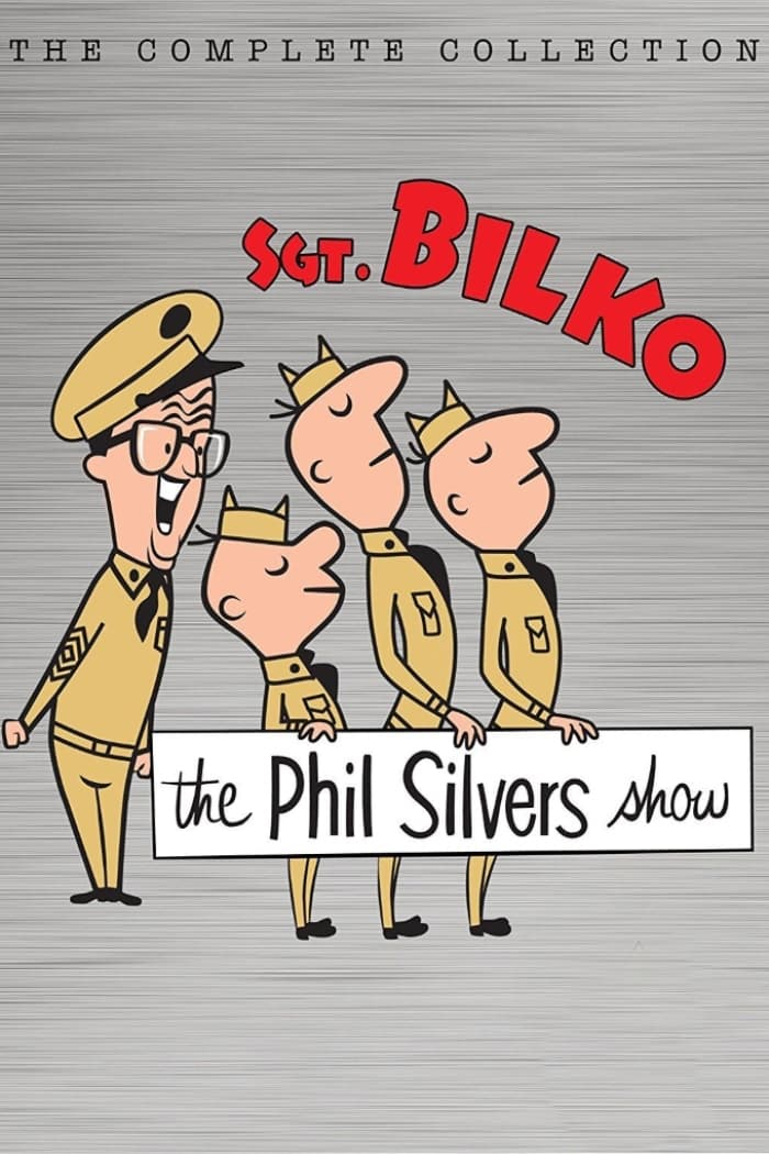 The Phil Silvers Show TV Shows About Us Army