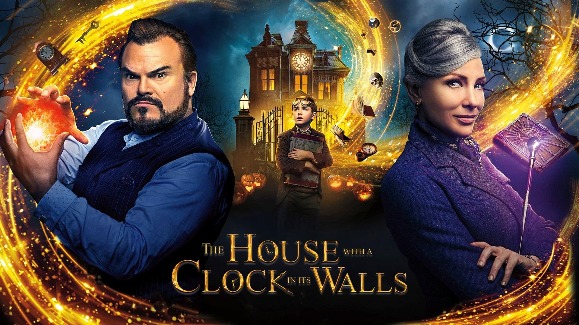 Мистерията на къщата с часовника