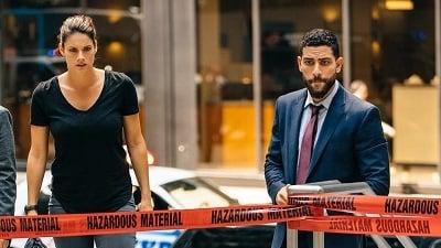 FBI Season 1 :Episode 2  Vergiftete Seelen