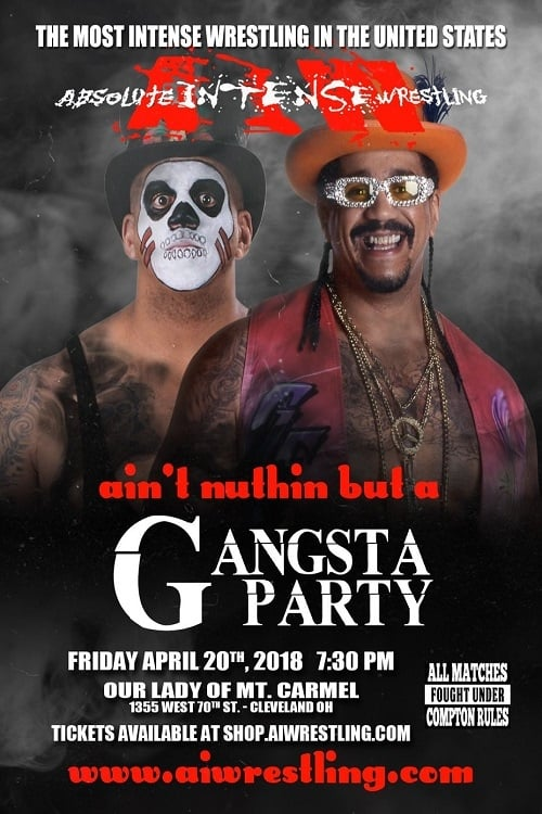 Ver AIW Ain't Nothing But A Gangsta Party Online HD Español ()