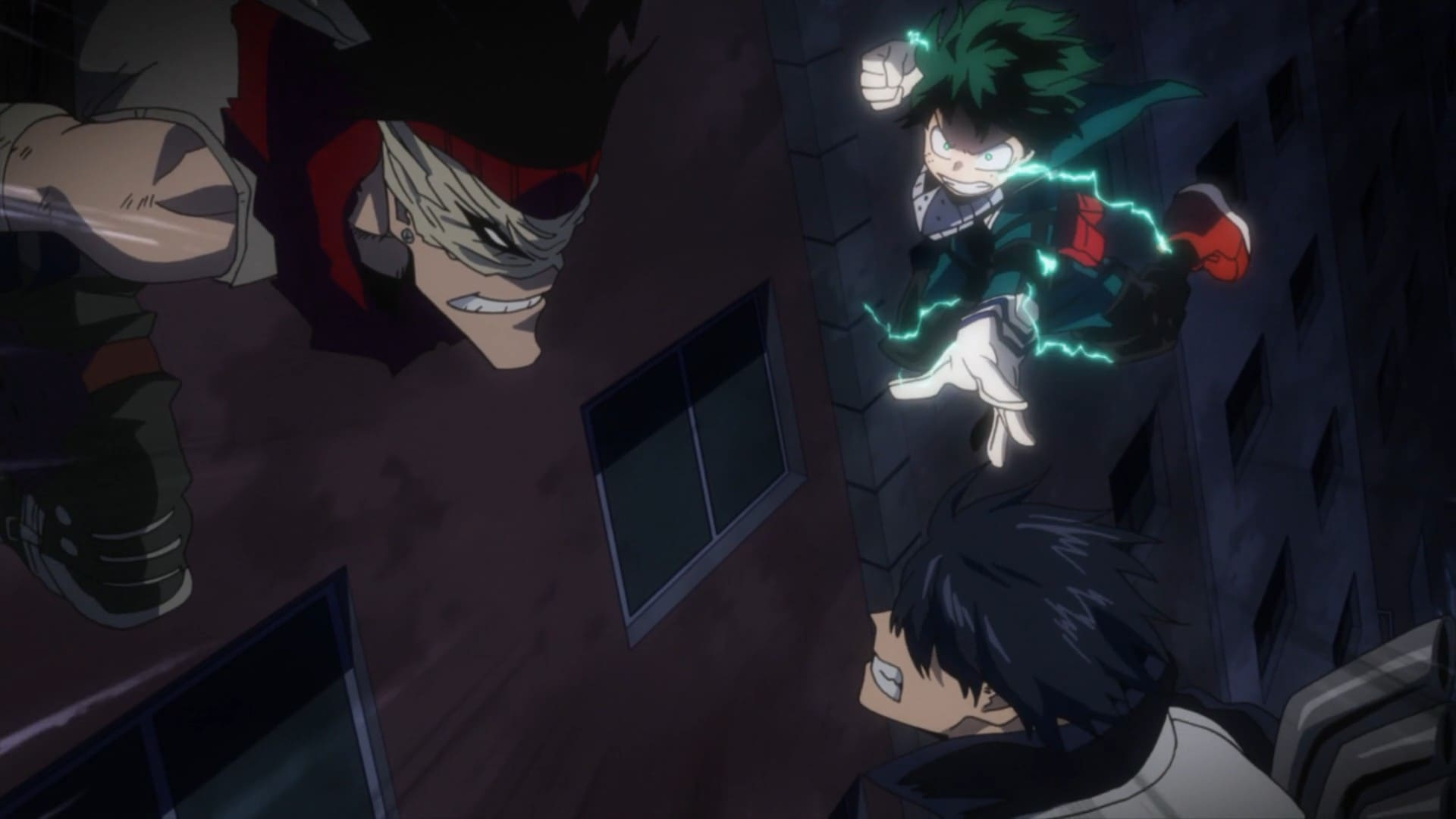 My Hero Academia - Season 2 Episode 17 : Climax