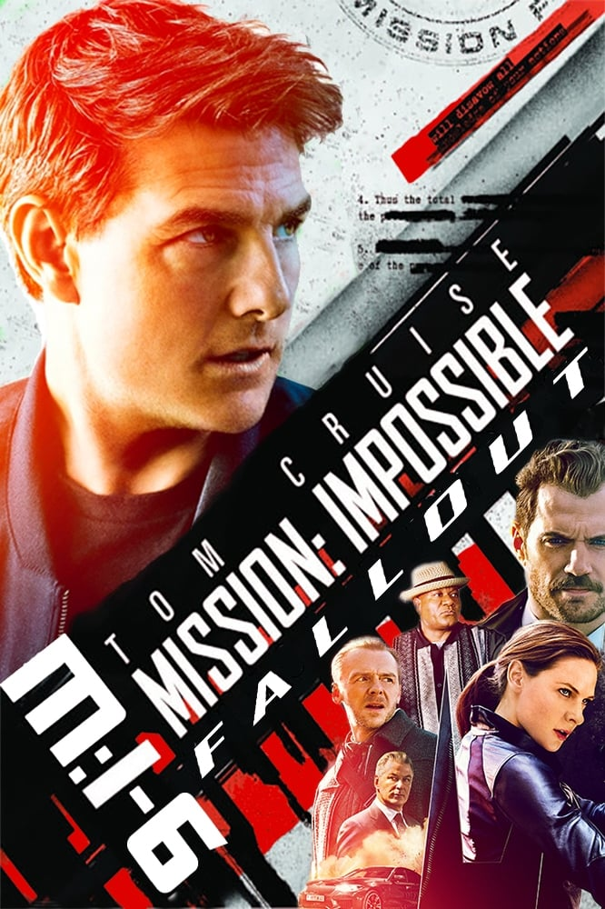 Misión imposible 6: Repercusión (2018) HD 720P LATINO/INGLES
