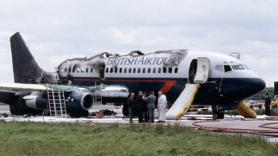 Mayday Season 9 :Episode 1  Panic on the Runway (British Airtours Flight 28M)