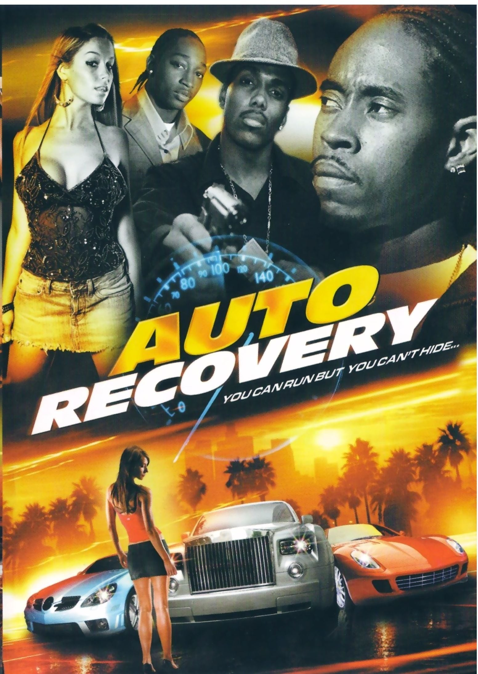 Auto Recovery on FREECABLE TV