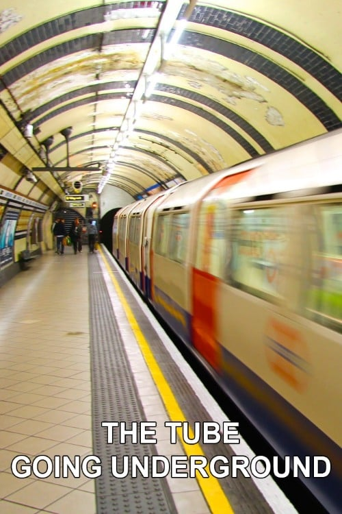 The Tube: Going Underground TV Shows About Engineering