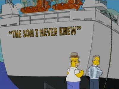 The Simpsons Season 17 :Episode 10  Homer's Paternity Coot