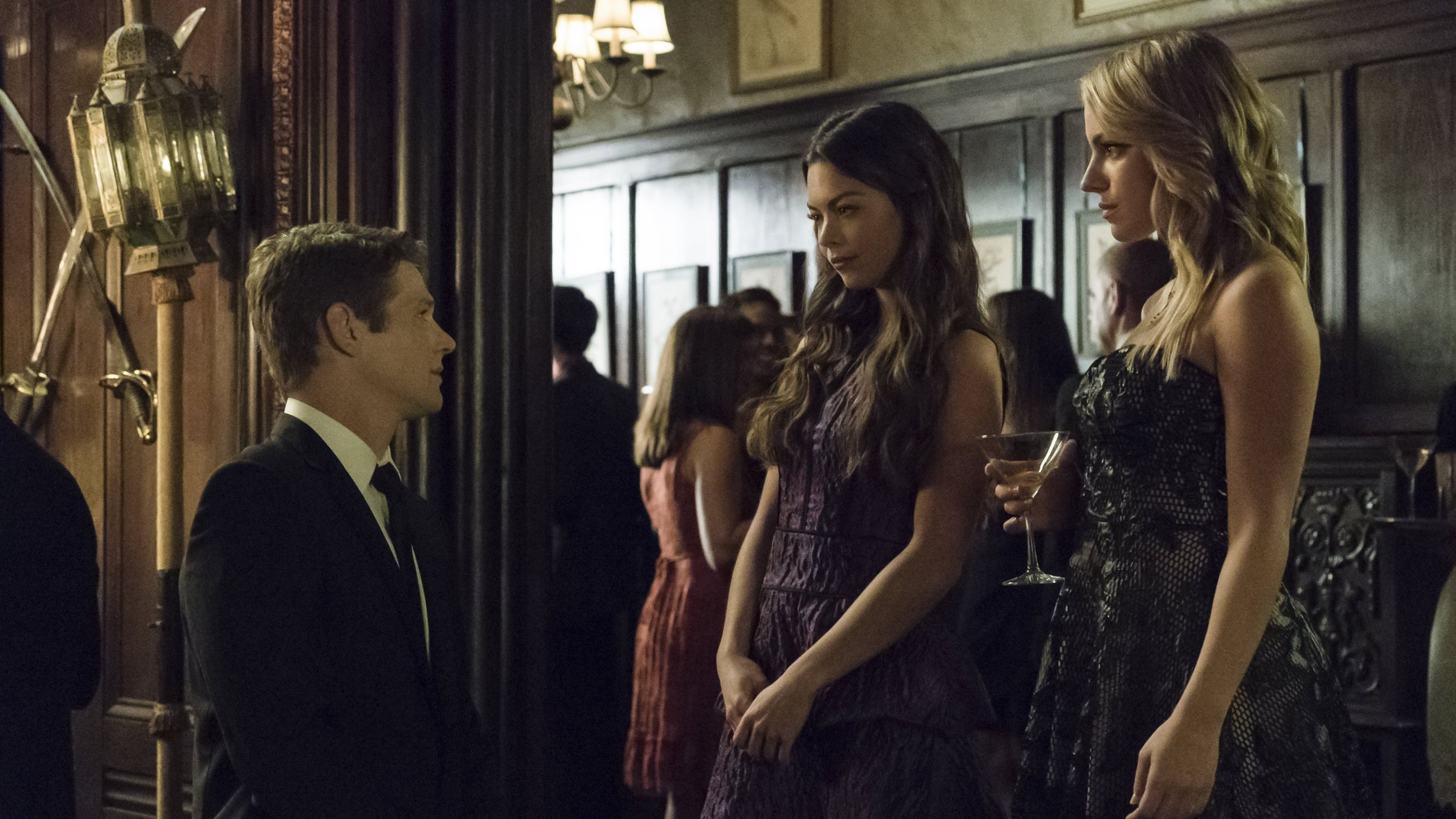 The Vampire Diaries Season 7 :Episode 6  Best Served Cold