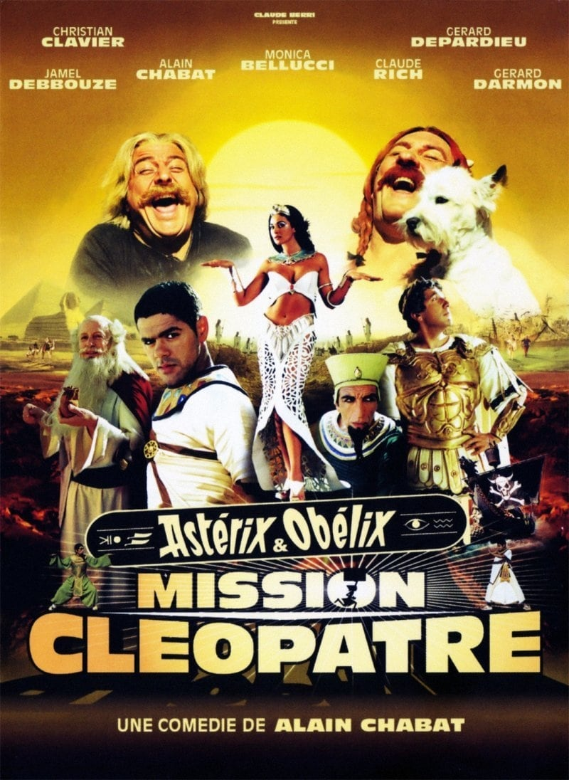 Asteriksas ir Obeliksas 2: Misija Kleopatra / Asterix and Obelix: Mission Cleopatre (2002)