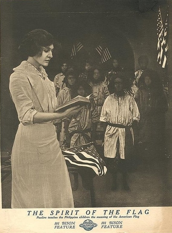 The Spirit of the Flag (1913)