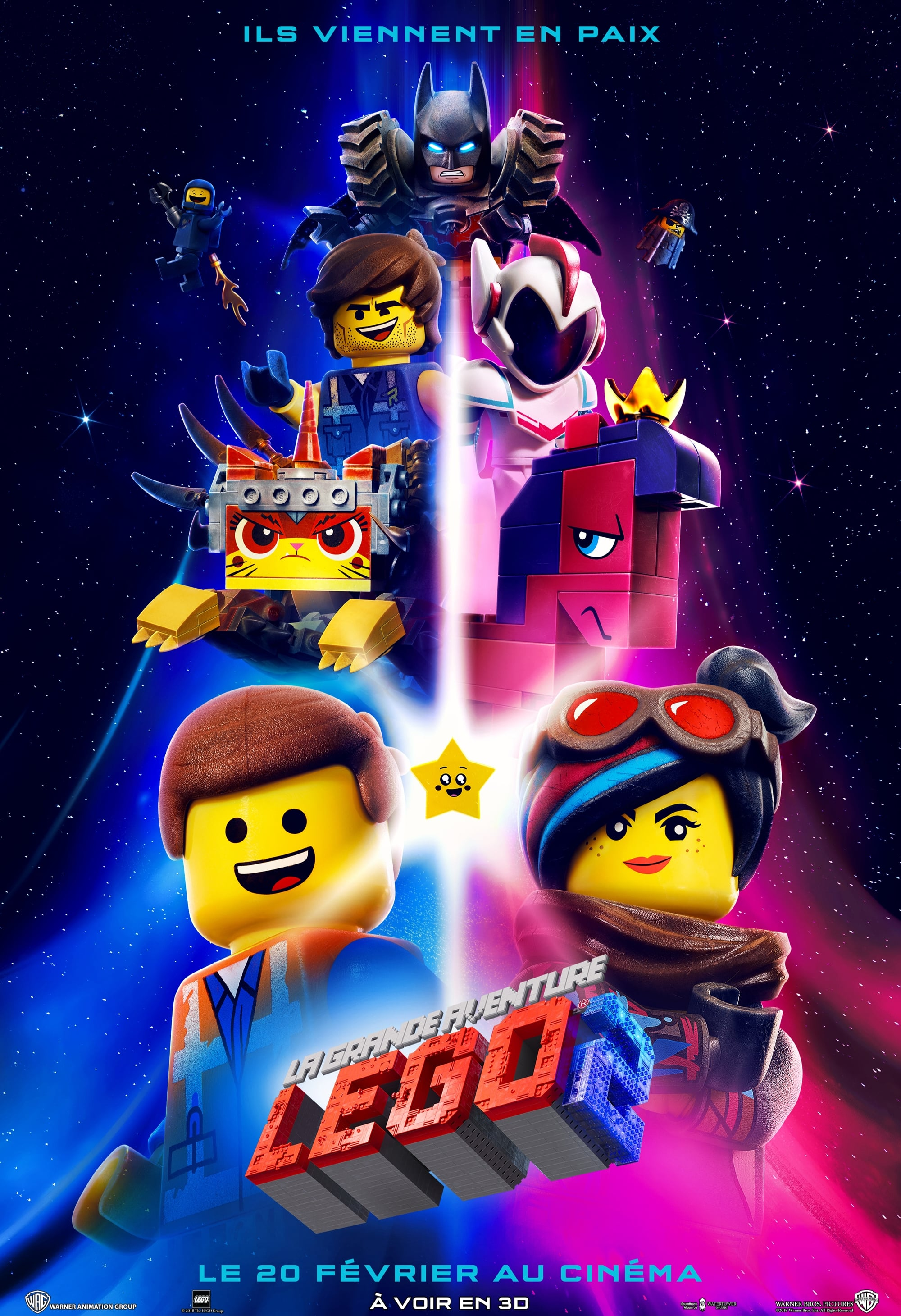 La Grande Aventure LEGO 2 - Mator