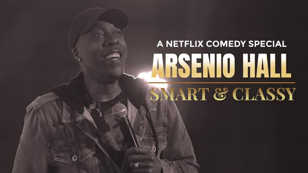 Arsenio Hall: Smart and Classy