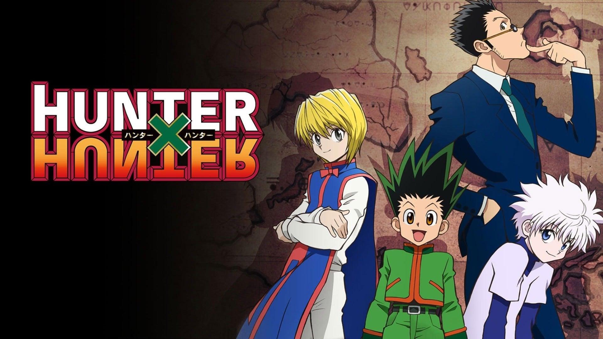 Hunter x Hunter - Season 2 Episode 4