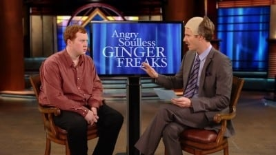 Tosh.0 Season 5 :Episode 1  Angry Ginger Kid