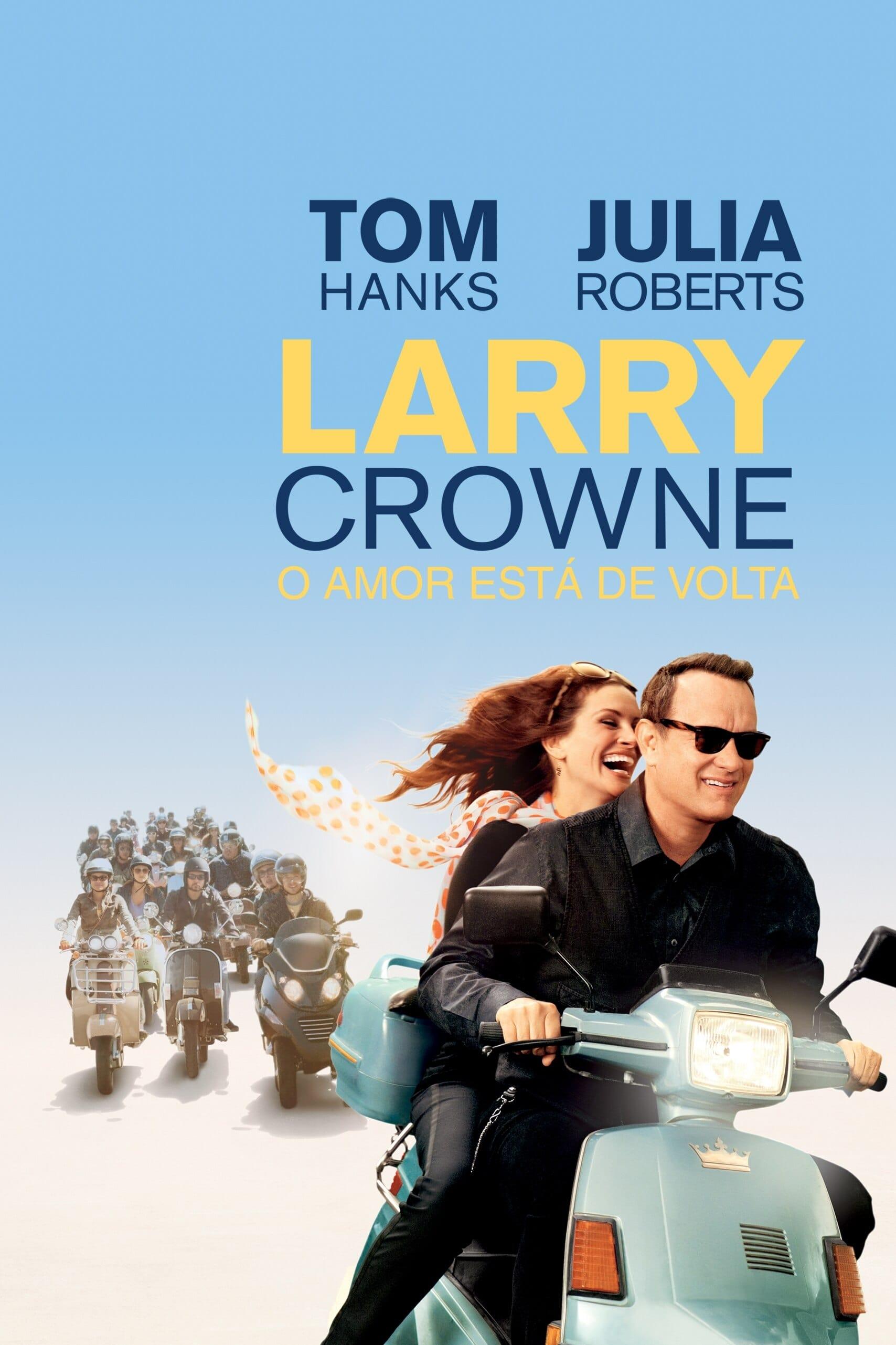 Larry Crowne – O Amor Está de Volta Dublado