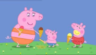 Peppa Pig Season 1 :Episode 40  Very Hot Day