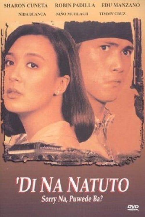 Ver Di na natuto (Sorry na, puede ba?) Online HD Español (1993)