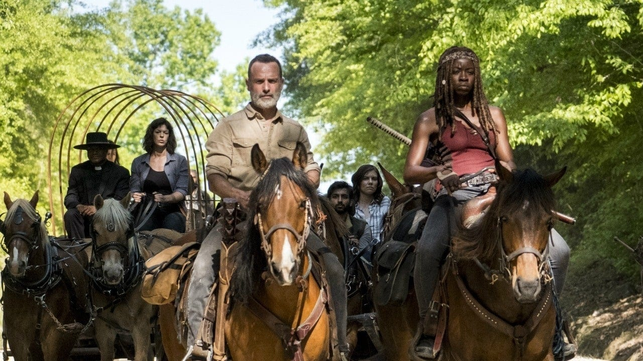 The Walking Dead - Season 0 Episode 49 : Season 9 Preview Special