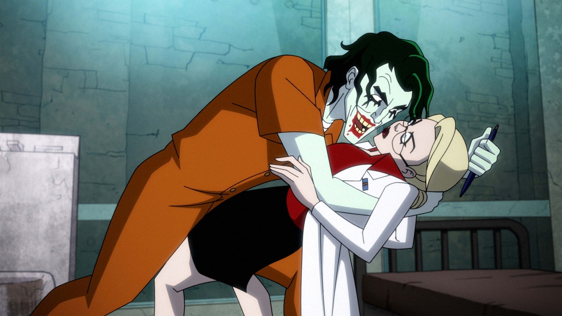 Harley Quinn Season 2 :Episode 6  All the Best Inmates Have Daddy Issues