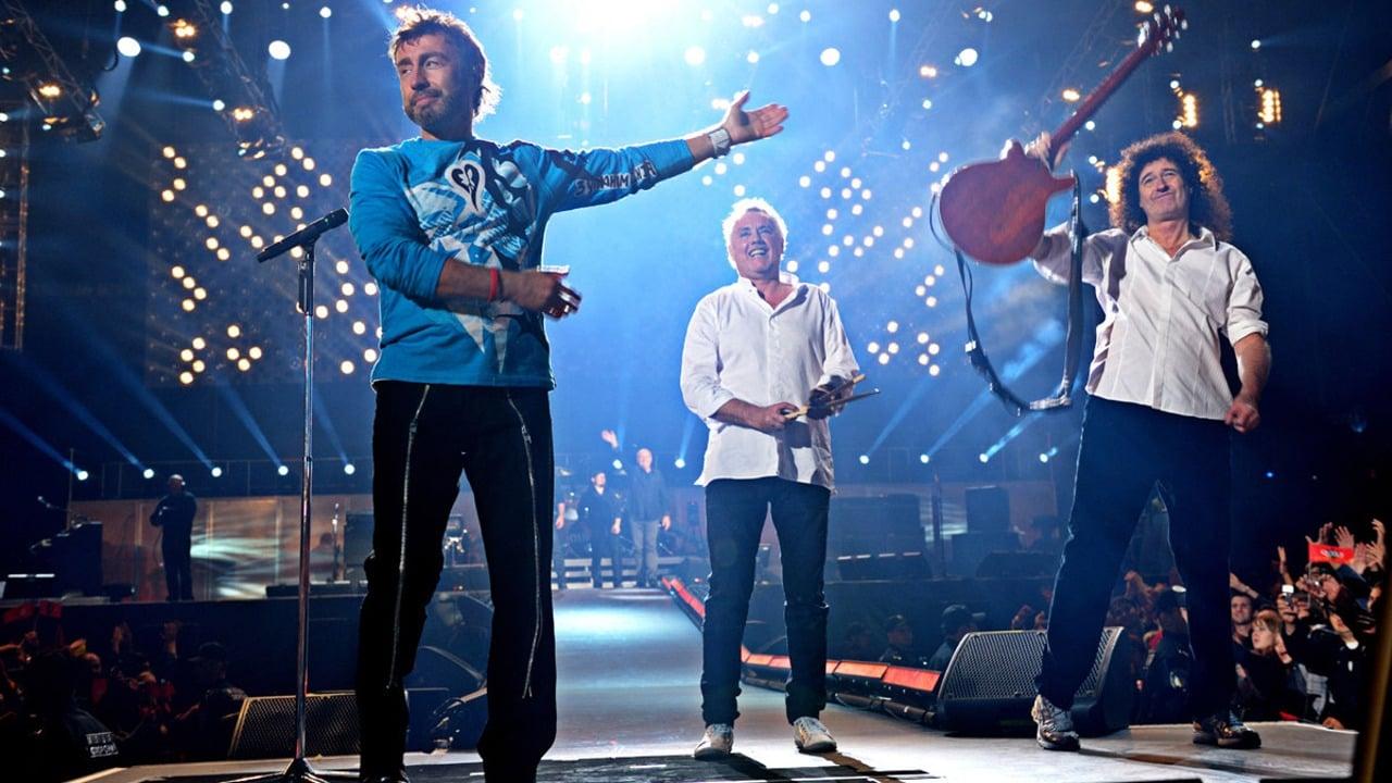 Queen + Paul Rodgers: Live In Ukraine 2008 (2009)