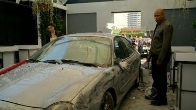 NCIS: Los Angeles Season 1 :Episode 11  Breach