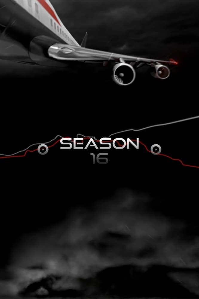 Mayday Season 16