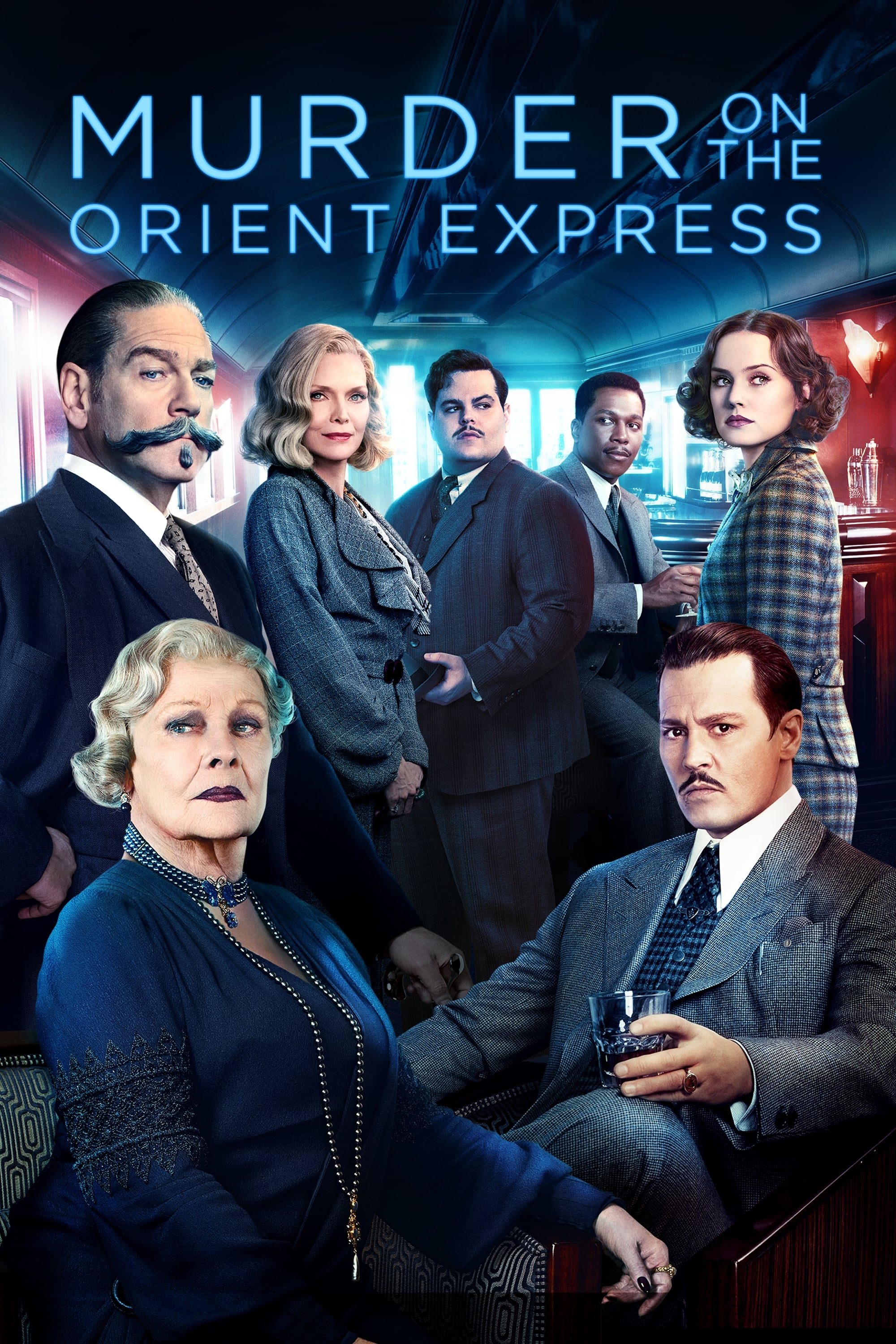 murder on the orient express wiki synopsis reviews