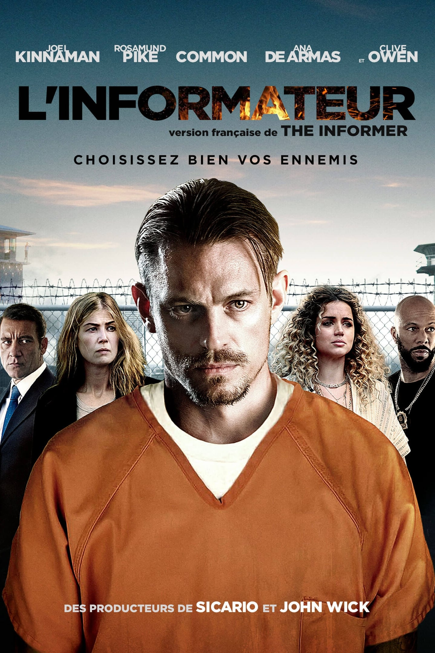 The Informer streaming sur zone telechargement