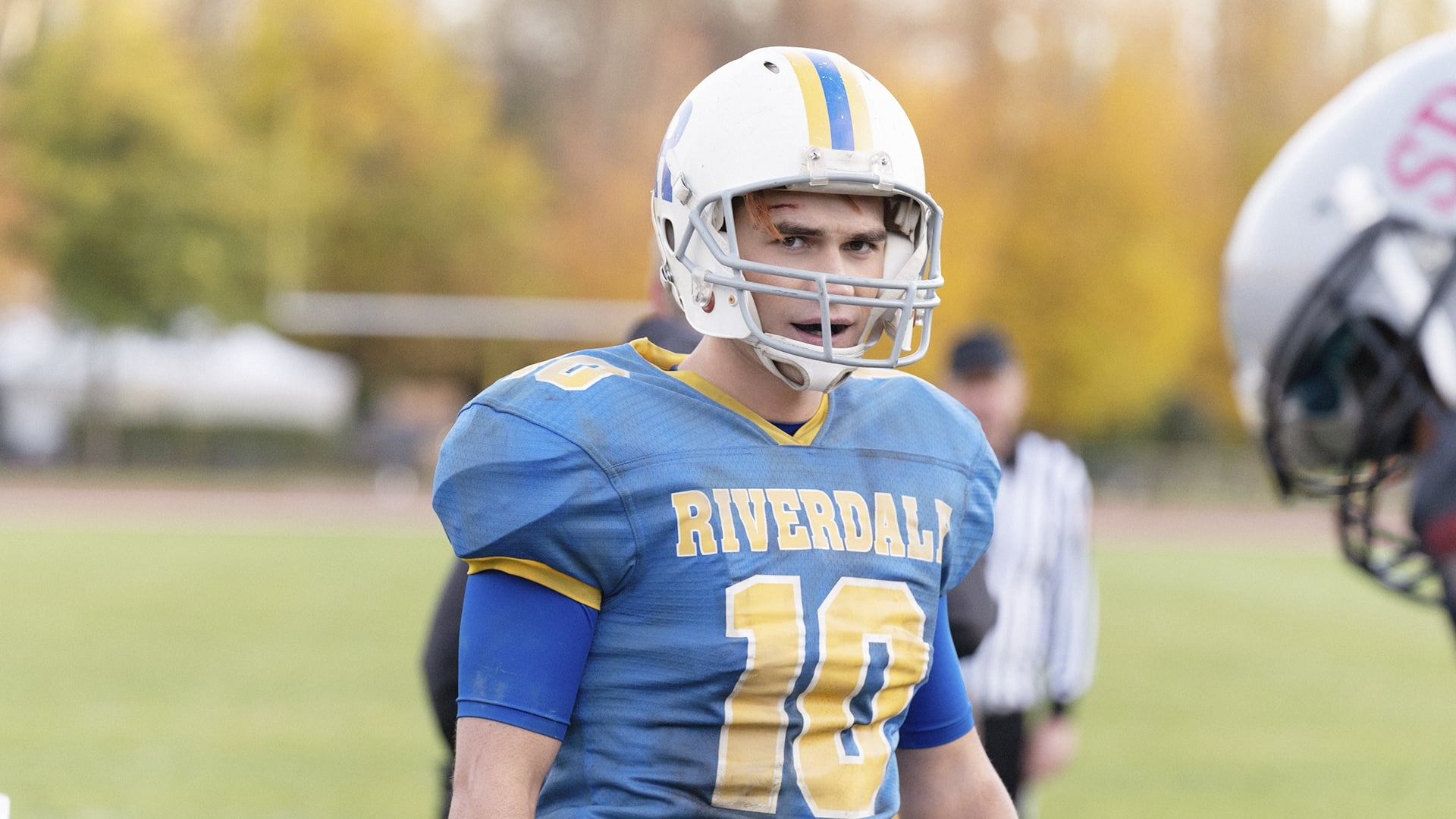 "Riverdale Season 4 :Episode 10  Kapitel siebenundsechzig: ""Varsity Blues"""