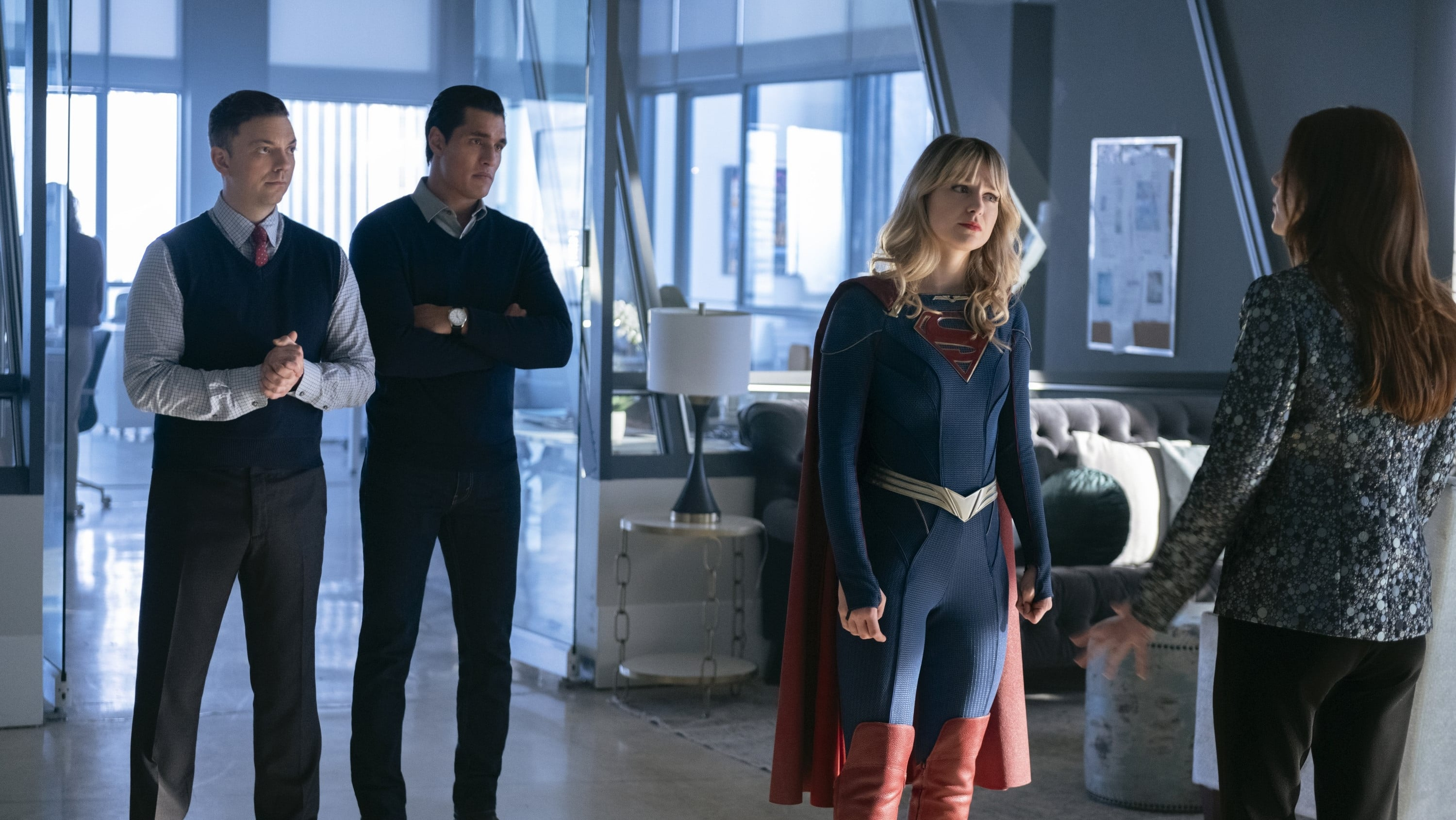 Supergirl Season 5 :Episode 14  The Bodyguard
