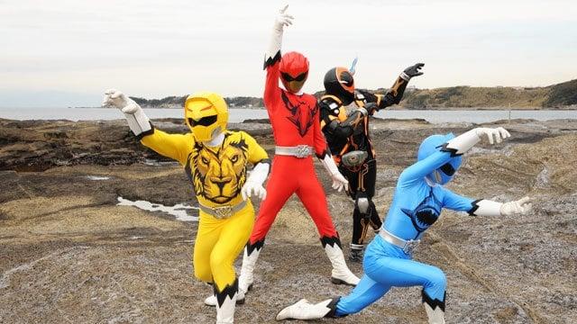 Super Sentai Season 40 :Episode 7  A Go-Go-Go-Ghost Appears