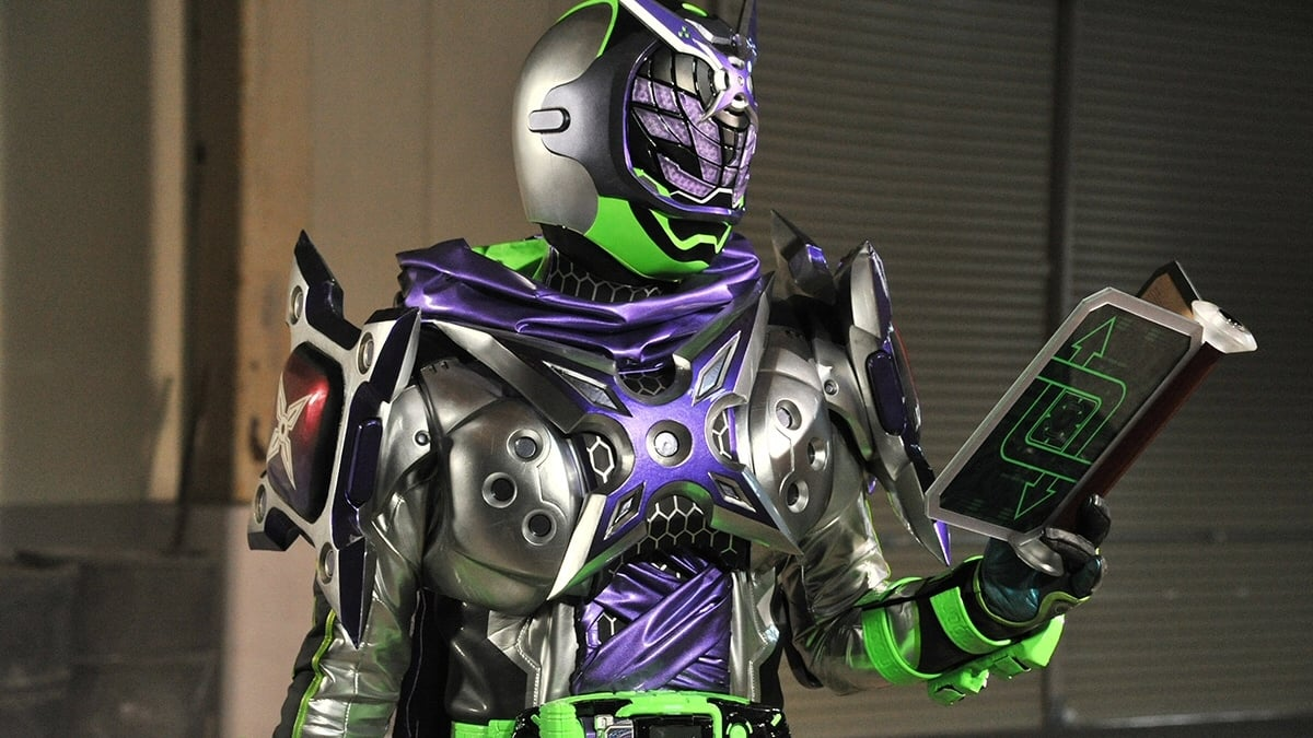 Kamen Rider Season 29 :Episode 18  Amazing! Era! Future! 2022