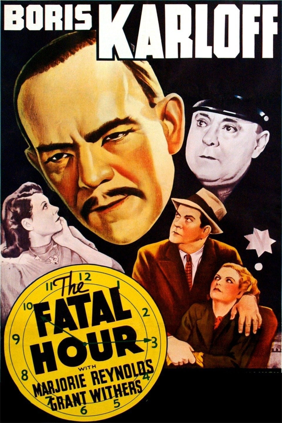 The Fatal Hour on FREECABLE TV