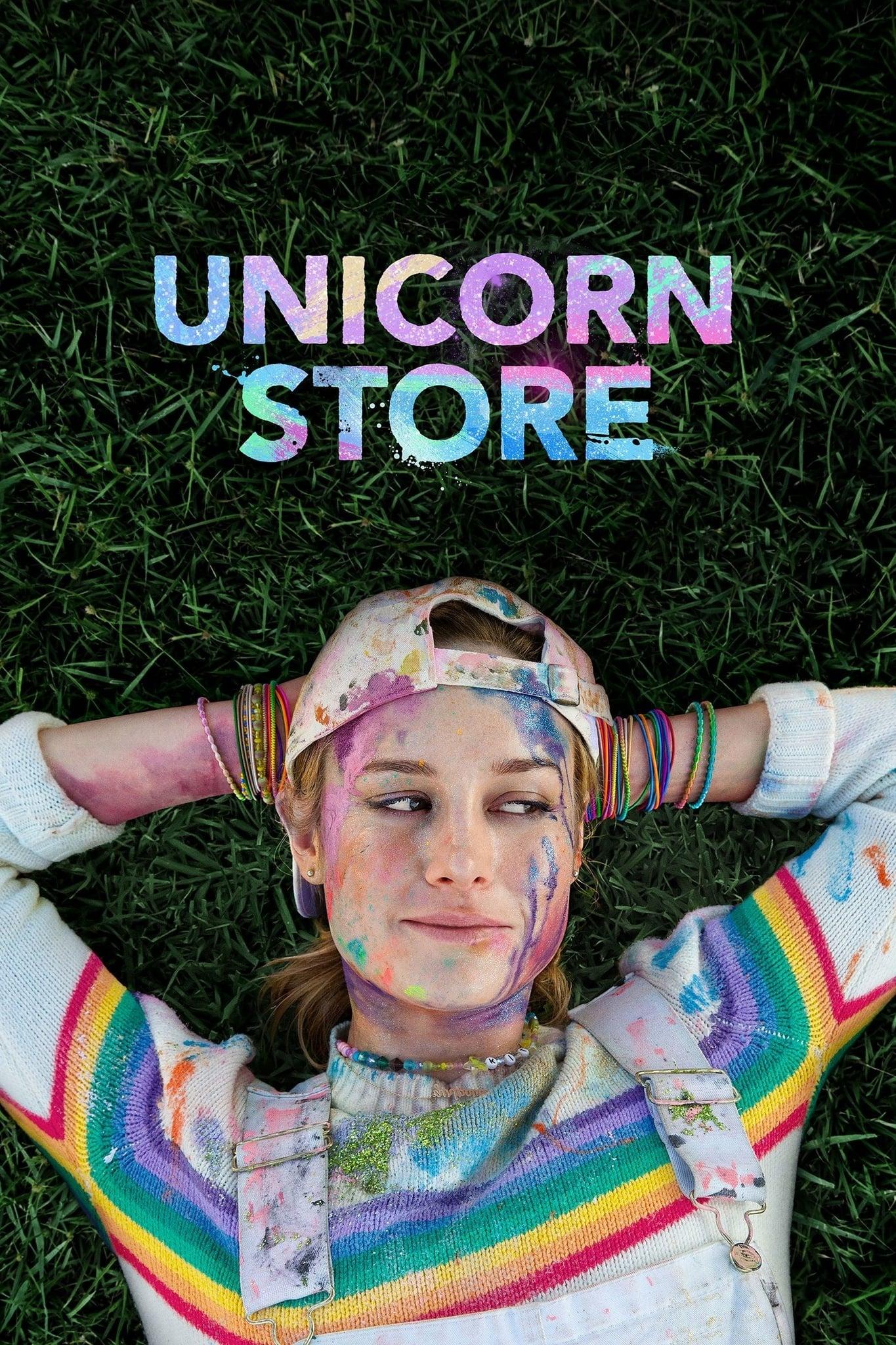 Póster Unicorn Store