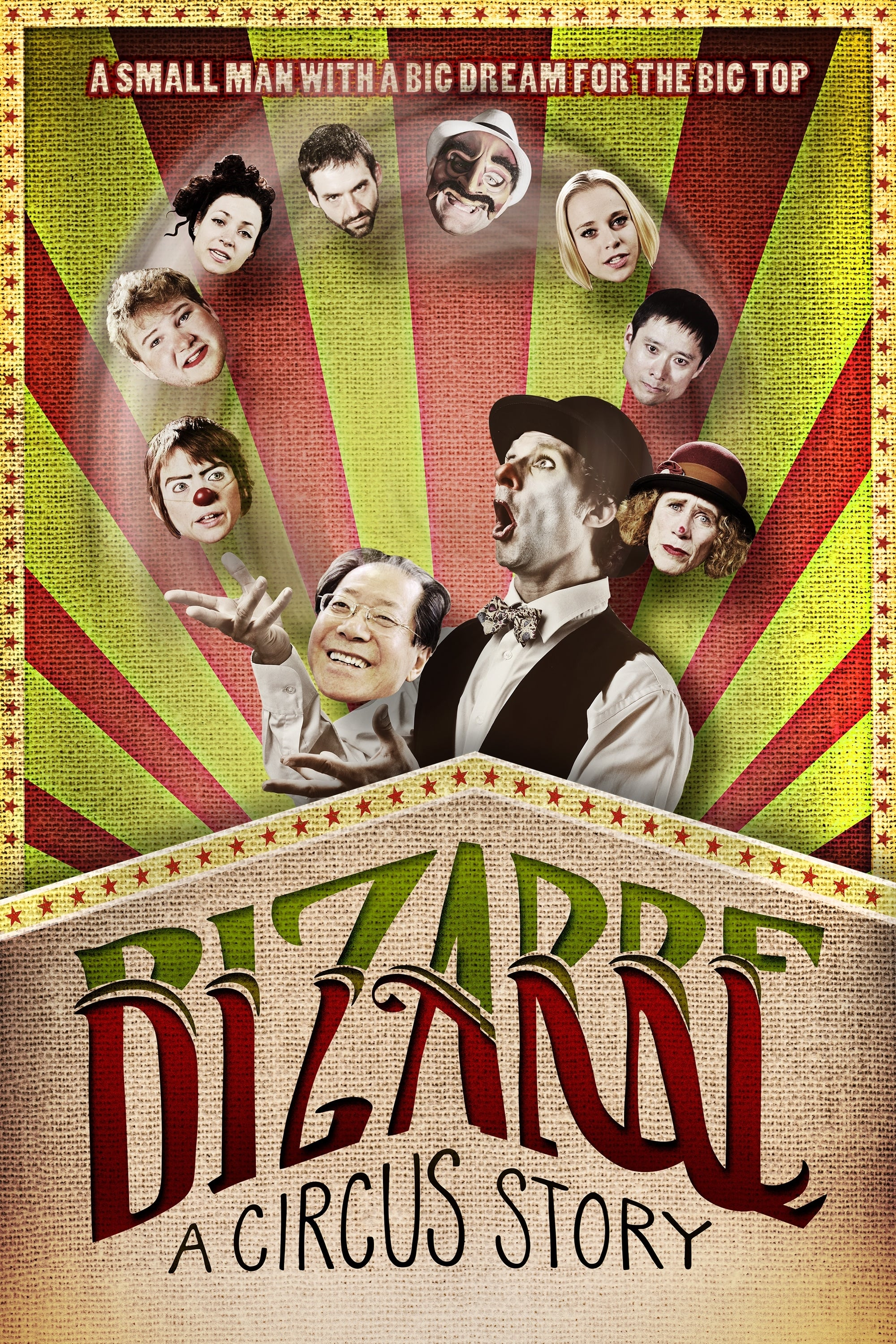 Bizarre: A Circus Story on FREECABLE TV