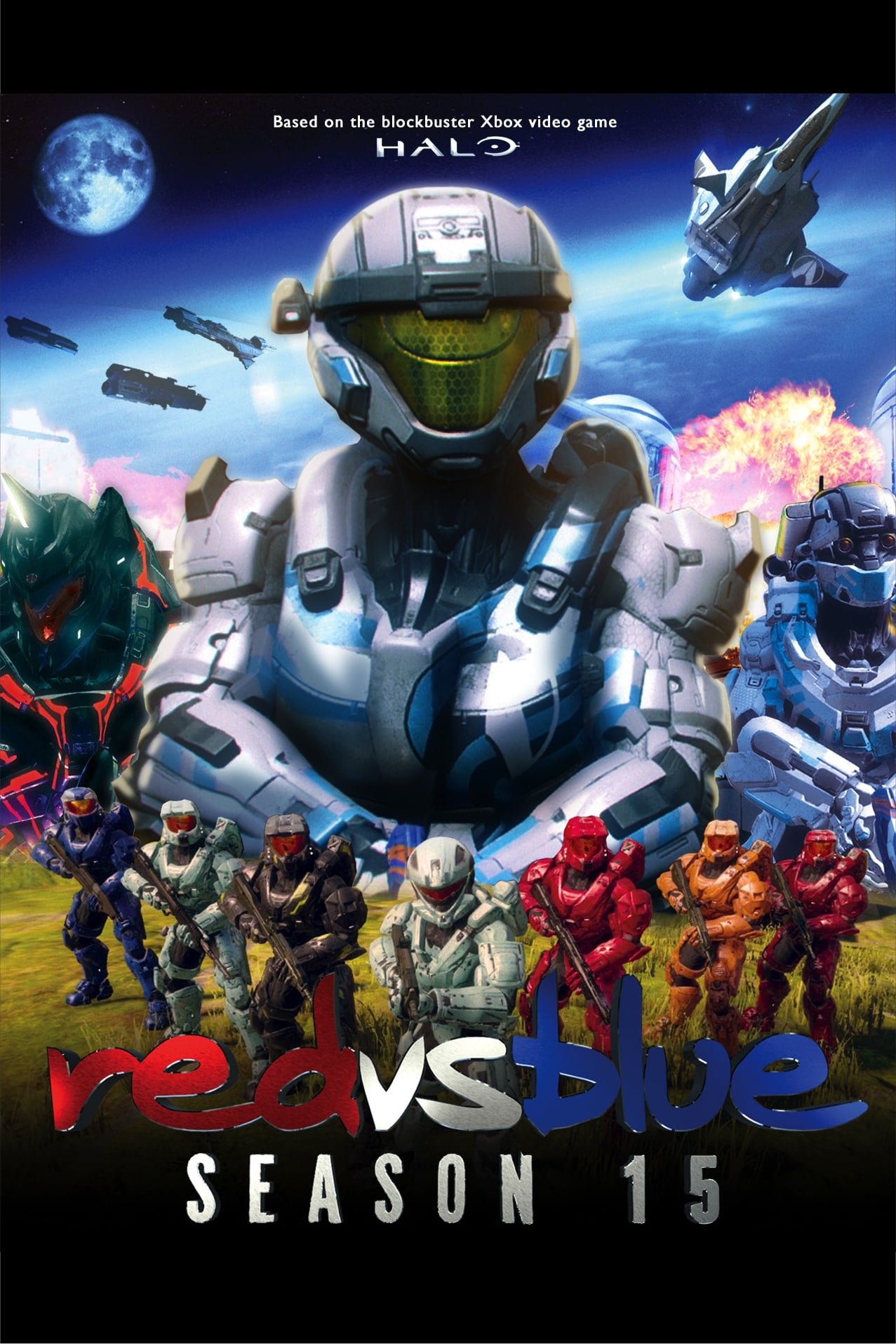 Ver Red Vs Blue Season 15 Online HD Español ()