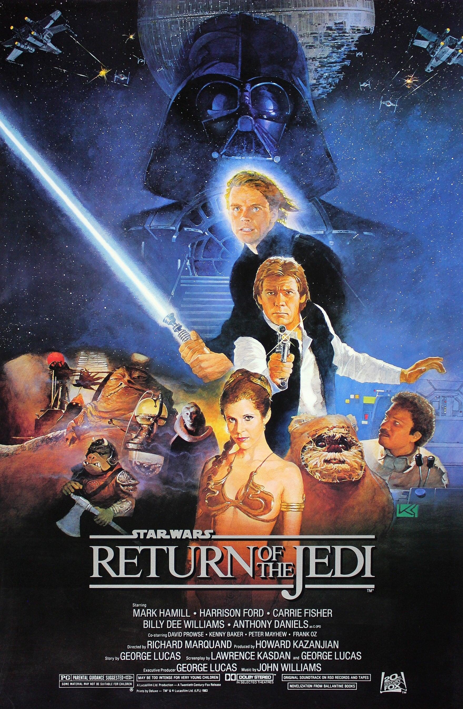 Ver Return Of The Jedi Despecialized Edition Online HD Español ()