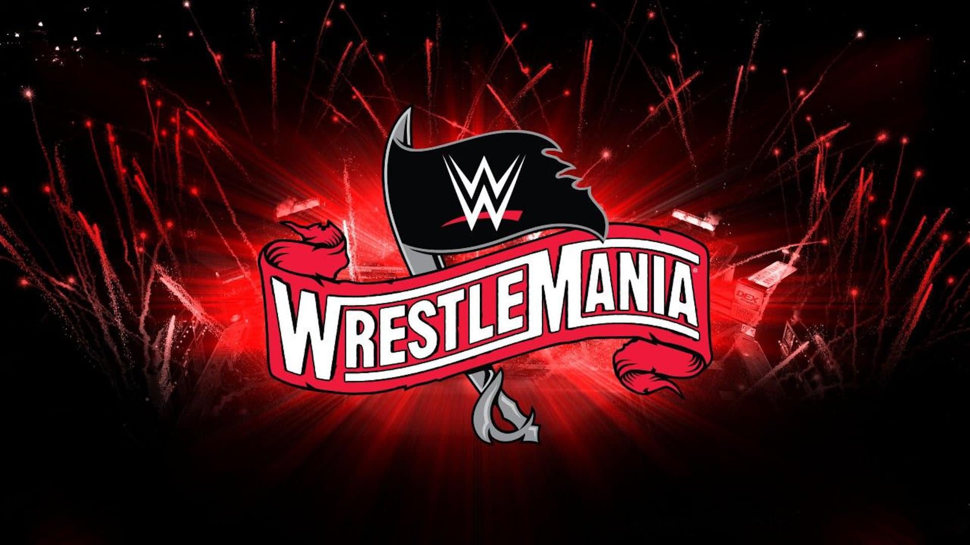 WrestleMania 36: Noche 1