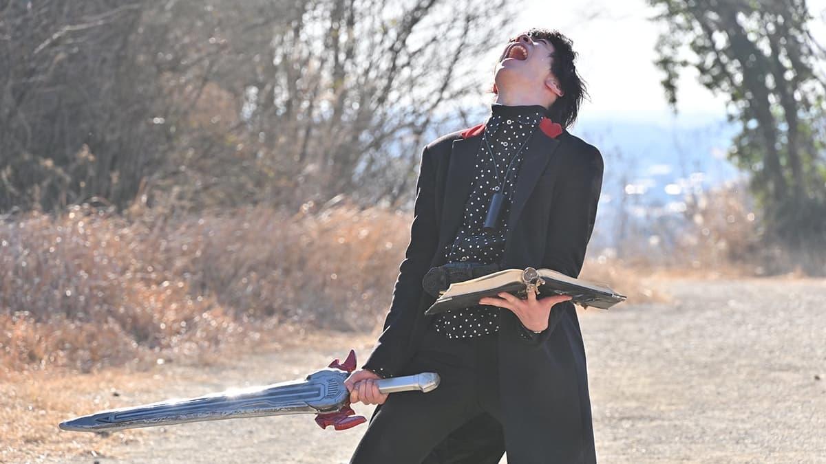 Kamen Rider Season 31 :Episode 23  Going Berserk, the Hands of Destruction