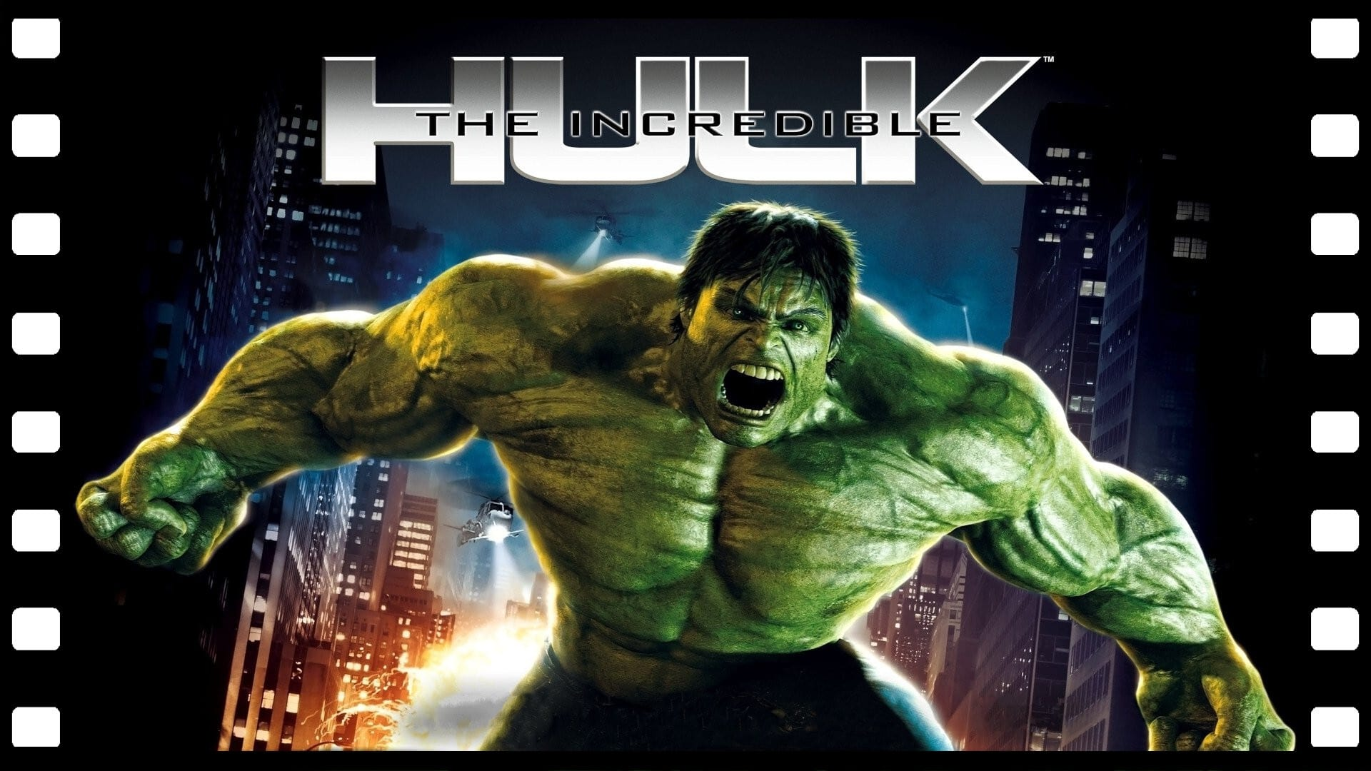 Hulk, el hombre increible