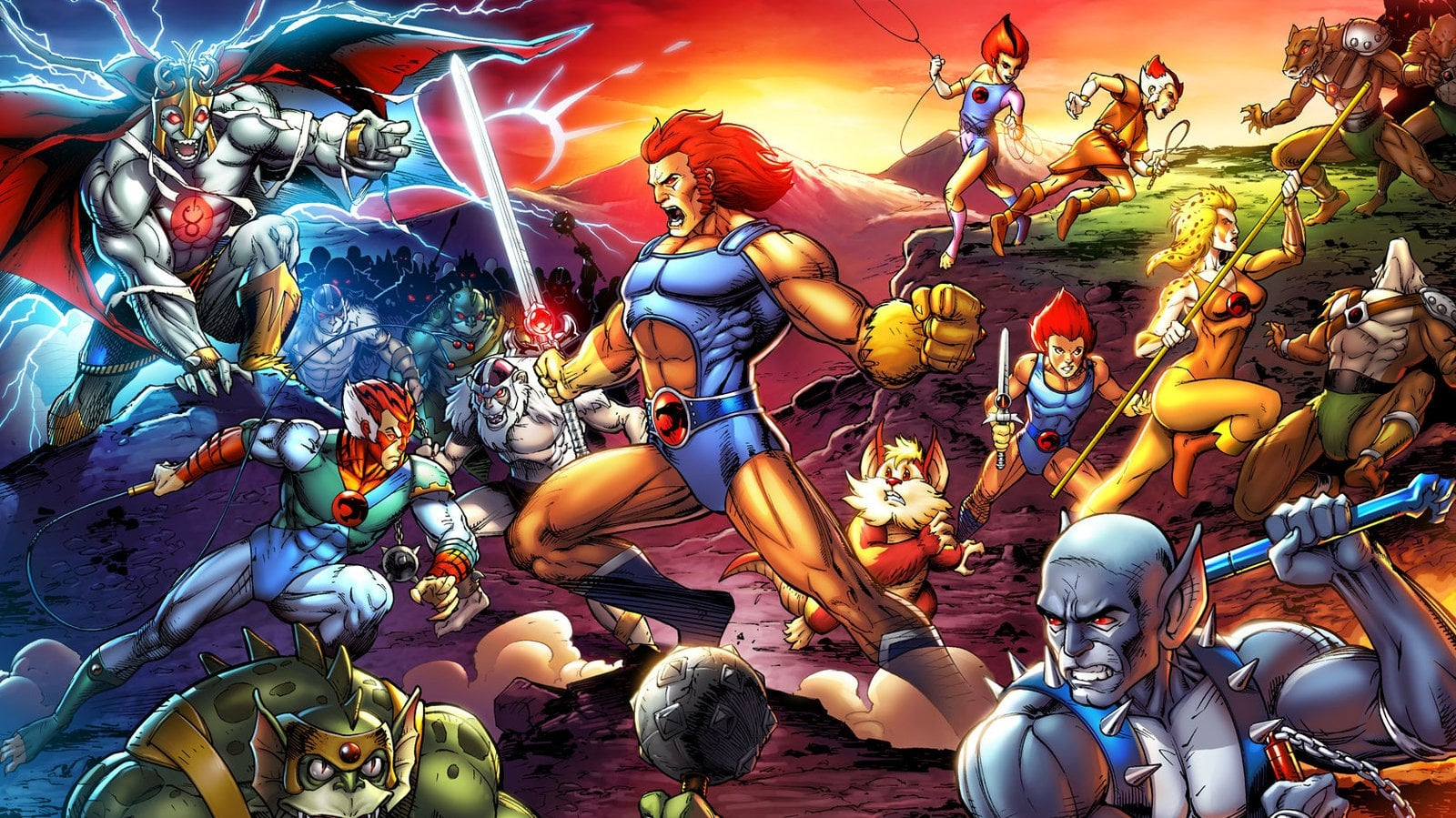 ThunderCats Roar vanaf 2019 bij Cartoon Networks