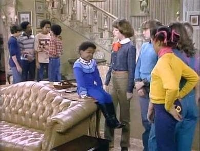 Diff'rent Strokes Season 2 :Episode 24  The Slumber Party