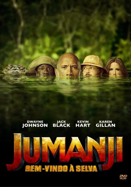 Jumanji Bem Vindo à Selva Torrent (2018) Dual Áudio Dublado BluRay 1080p Download