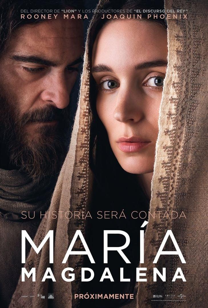 Póster María Magdalena