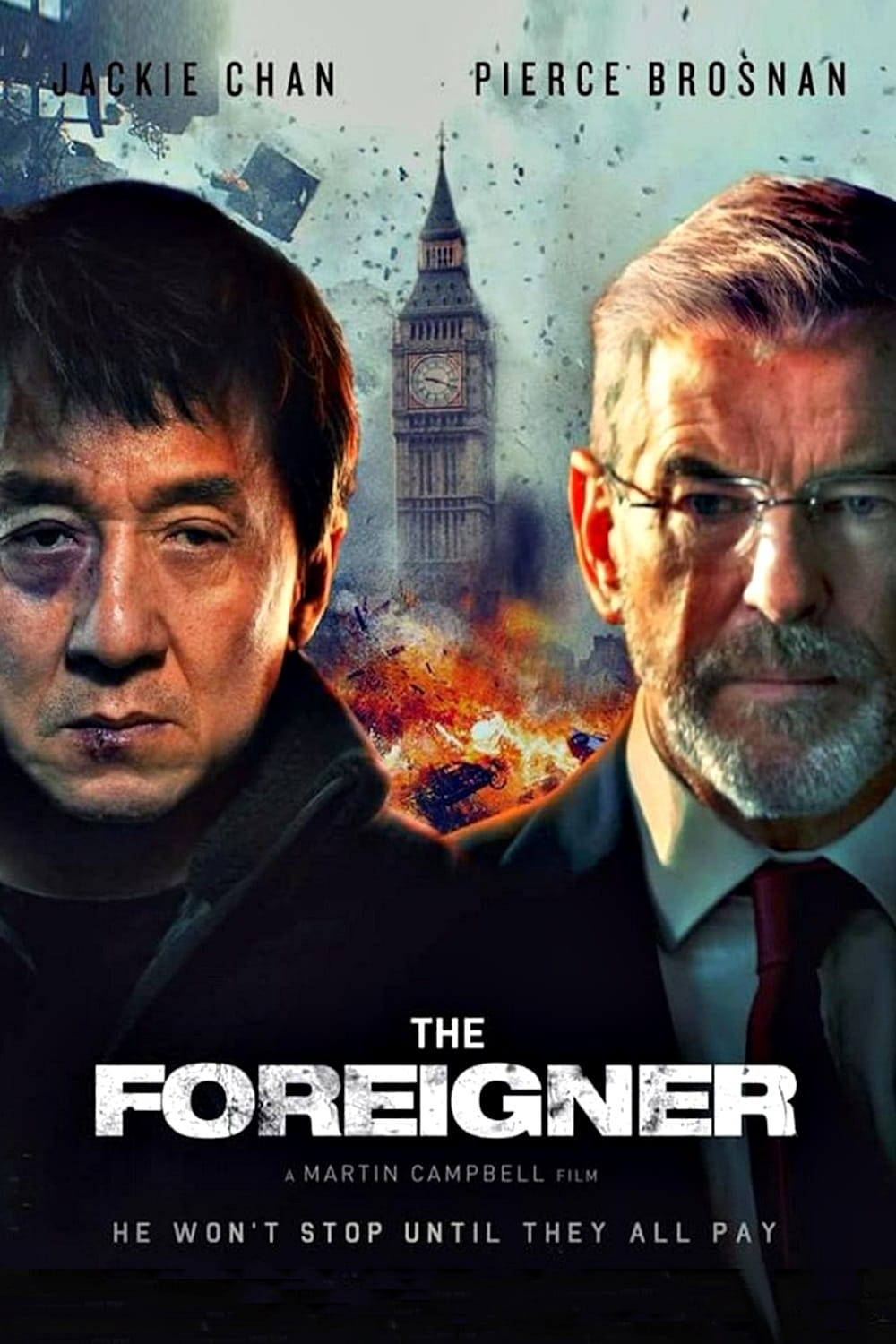 The Foreigner Ganzer Film Deutsch