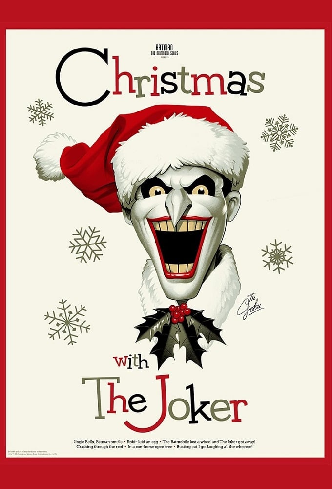 Batman: Christmas with the Joker