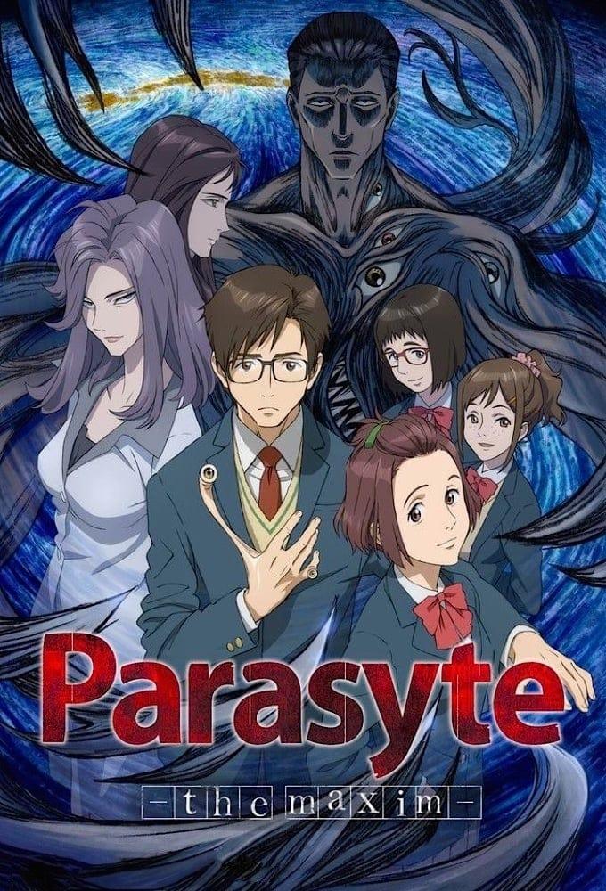 Parasyte -the maxim- (2014)