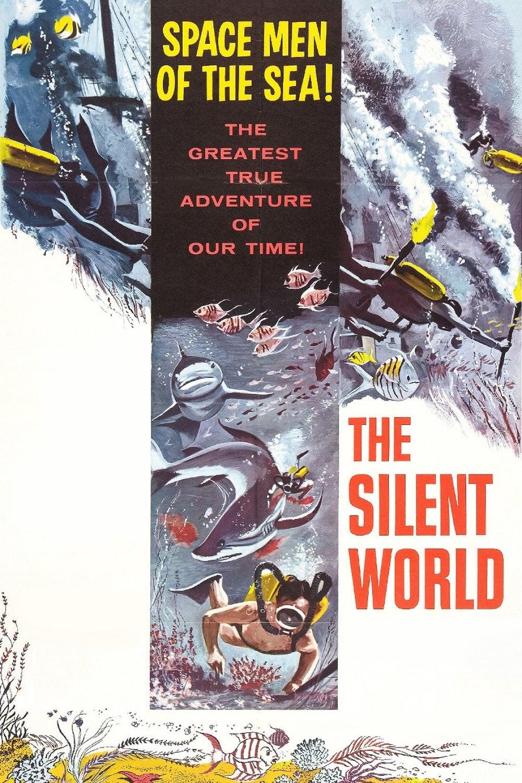 The Silent World (1956)